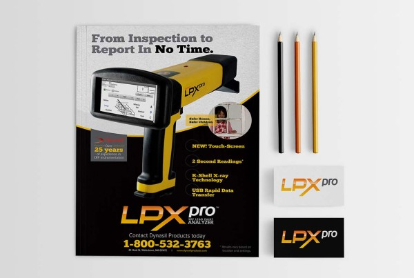 Logo and Package Design: LPXpro