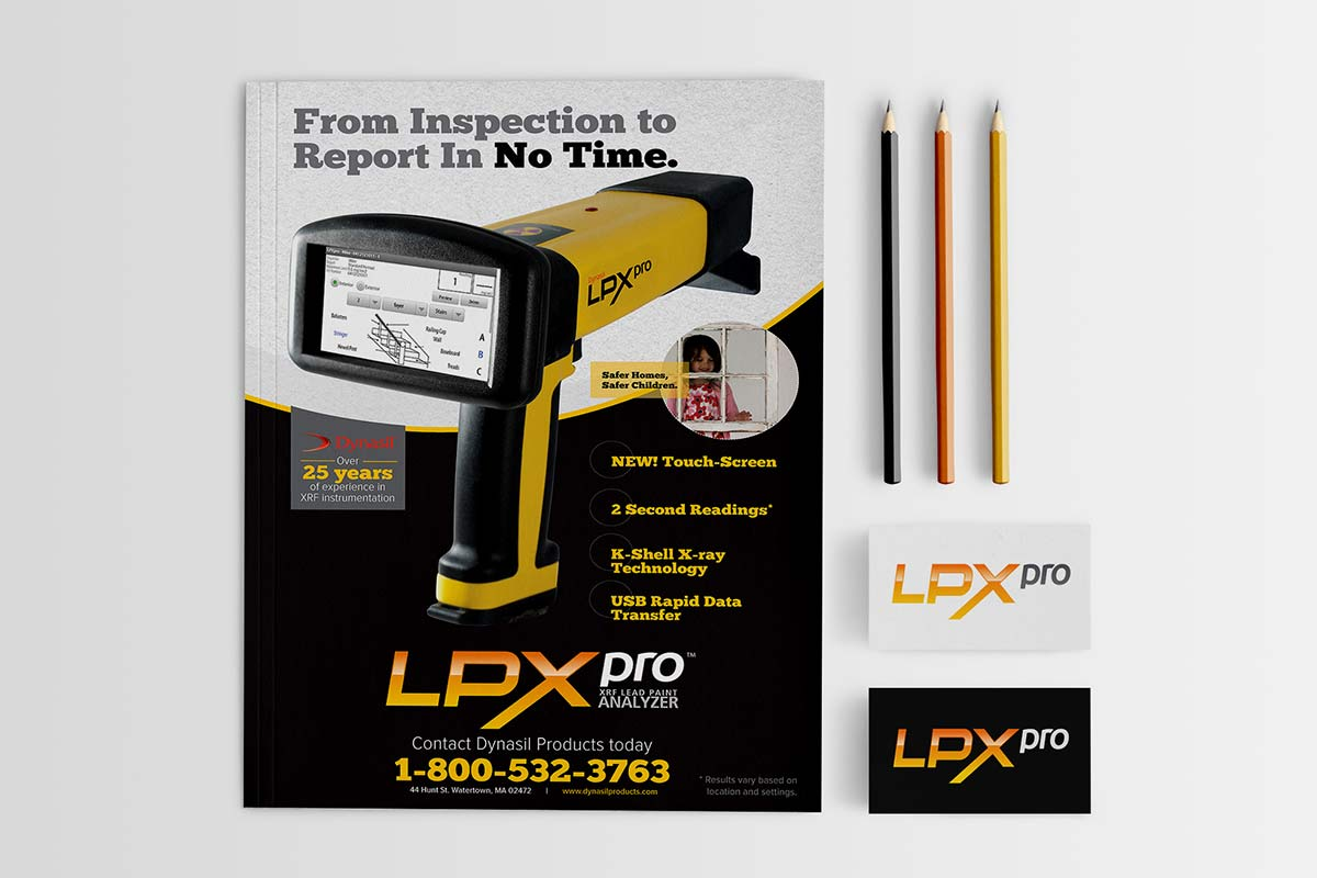 LPX Pro complete branding package from Nivedya.